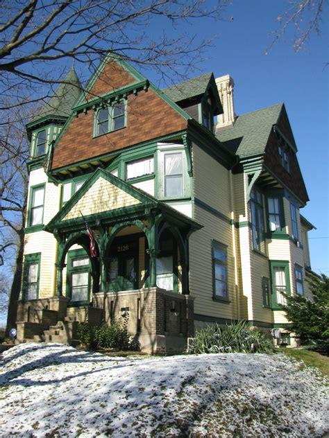 landmarkhuntercom charles abresch house