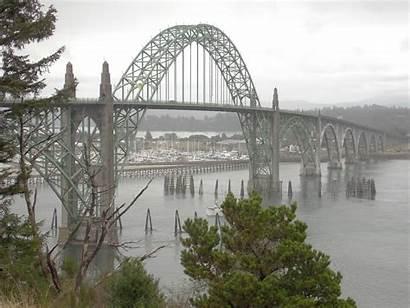 Newport Oregon Town Schramm Journey Bay