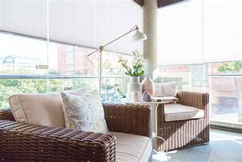 Ceiling Blinds For Sunrooms by Pleated Window And Ceiling Blinds For A Sunroom Lumon