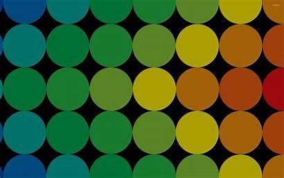 Circle Pattern Pastel Abstract Wallpapers Modern Wallpapersafari
