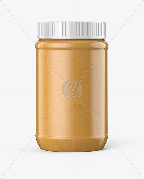 Download mockup provides you great collection of free psd mockup resources. Peanut Butter Jar Mockup in Jar Mockups on Yellow Images ...