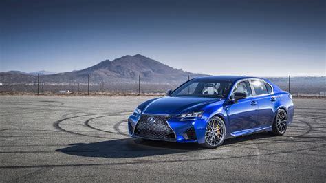 2016 Lexus Gs F Wallpaper