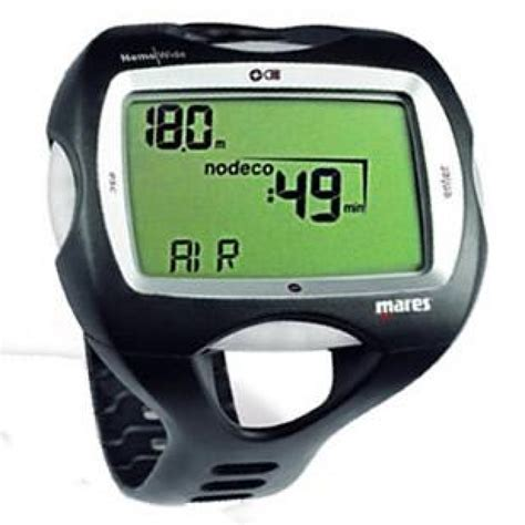 Mares Dive Mares Nemo Wide Wider Potential In Recreational Tech