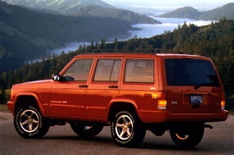 jeep cherokee classic wd  car review jeep cherokee