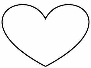 Heart Clipart Black And White Outline - clipartsgram.com