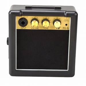 Zimtown 5w Mini Electric Guitar Amp Amplifier Speaker