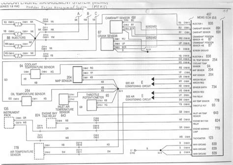 wiring diagram for 2002 land rover freelander wiring
