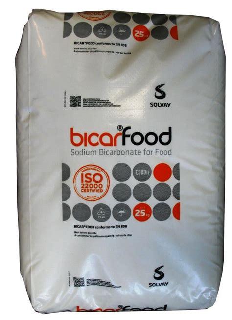 sac 25 kg bicarbonate de soude alimentaire granulo