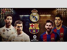El Clasico Nigerians to enjoy Barcelona, Real Madrid
