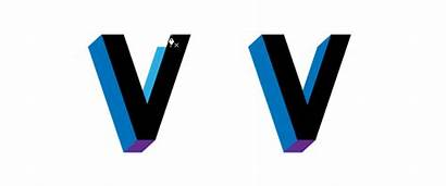 3d Letters Create Vector Illustrator Adobe Tools