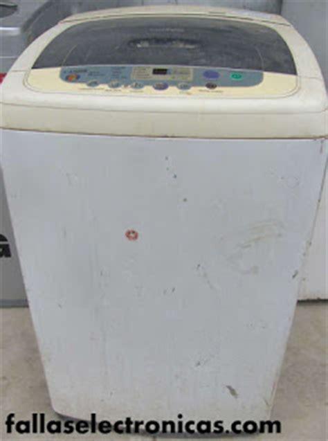 despiece lavadora samsung con mal olor y pelusa fallaselectronicas com