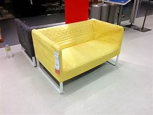Super budget sofas ikea knopparp klobo and solsta review for Benz covers for ikea furniture
