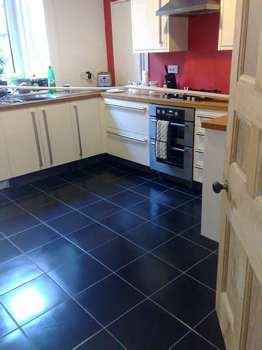 Happy Living  Tips For Cleaning Kitchen Floors