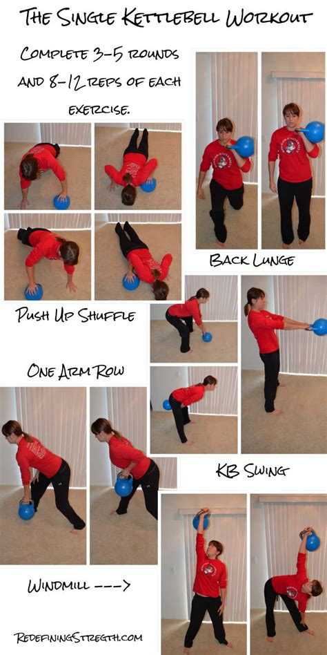 kettlebell workout quick body workouts single moves strength ones below check redefiningstrength
