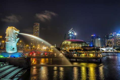 merlion singapore - Ithaka