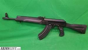 ARMSLIST - For Sale: IZHMASH MODEL SAIGA 7.62 AK, BLUE, 18 ...