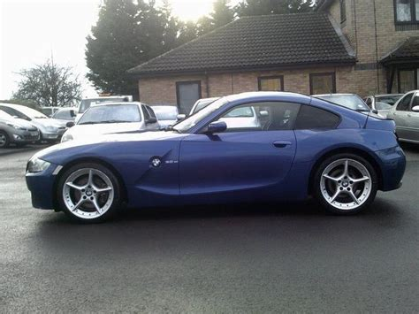 Used Bmw Z4 2007 Blue Paint Petrol 3.0si Sport 2dr Coupe