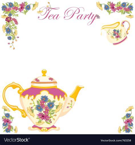 ideas invite friends  afternoon tea  cool tea party