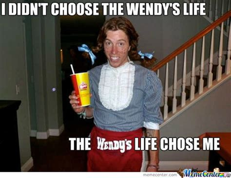 Wendy S Memes - wendy meme 28 images wendy s jalape 241 o fresco spicy chicken tv spot memer this is wendy