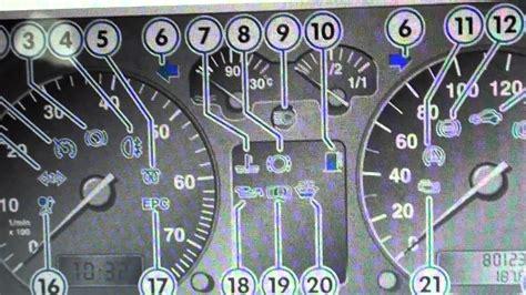 volkswagen jetta warning lights symbols adiklightco