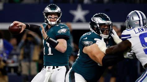 philadelphia eagles  dallas cowboys week  game