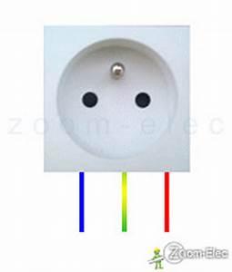 Branchement Electrique Volet Roulant Sur Prise De Courant : prise lectrique montage c blage branchement de prise de ~ Dailycaller-alerts.com Idées de Décoration