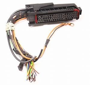 Abs Anti Lock Brakes Module Plug Wiring Pigtail 1995 Vw
