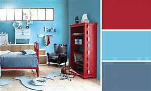Comment Disposer Les Couleurs Dans Une Pièce : quelles couleurs se marient avec le rouge ~ Preciouscoupons.com Idées de Décoration