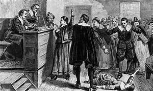The Single Greatest Witch Hunt In American History For