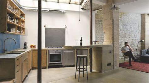 salon sejour cuisine ouverte cuisine ouverte sur sjour surface amnager une