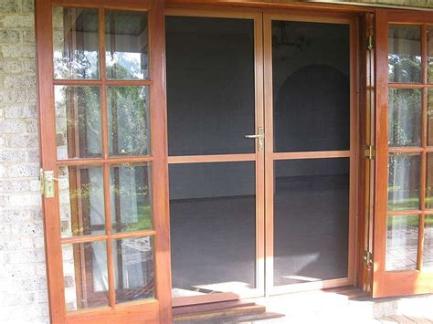 fly screens brisbane retractable insect screen doors