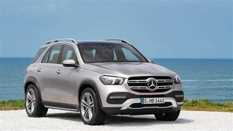 2020 Mercedesbenz Gle Packs Mildhybrid Tech And Seating