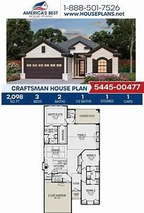 House, Plan, 5445-00477