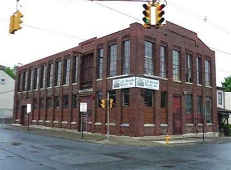 Brick Warehouse In Newburgh $550,000  Upstater