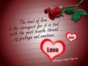 Words Of Love - 365greetings.com