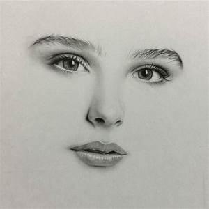 Pencil Drawing Faces Pencil Drawing Faces - Drawing Art ...