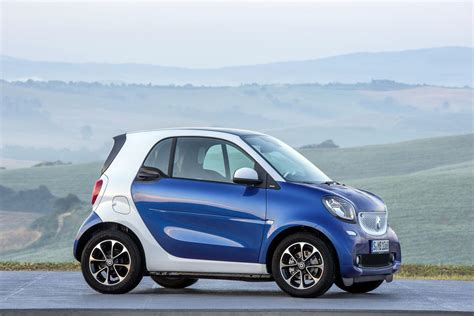 Not For India 2018 Smart Fortwo And Forfour Revealed