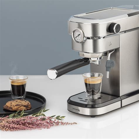 How do you grind coffee for a stovetop espresso maker? breakfast > Coffee maker > espresso machine : Koenig - EN