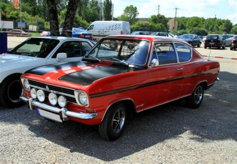 1970 Opel Kadett by 1970 Opel Kadett Information And Photos Momentcar