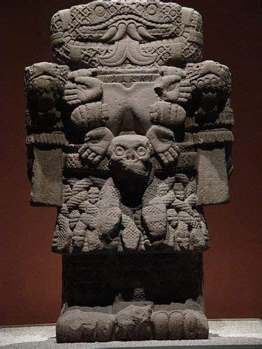 Coatlicue Aztec Goddess