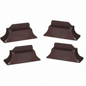 stander recliner risers set of 4 2096 the home depot With furniture risers home depot