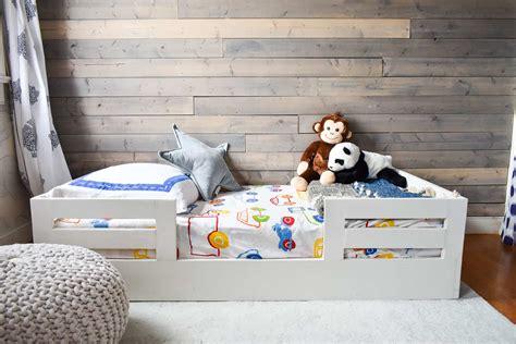 build  toddler bed  bed rails  charlottes