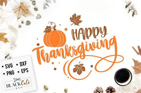 Free transparent thanksgiving vectors and icons in svg format. Happy Thanksgiving SVG file Cutting File Clipart in Svg ...