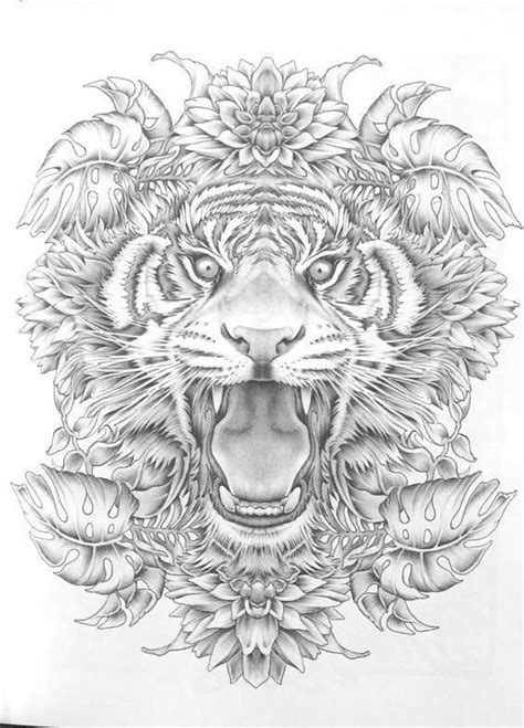 Pin by Valarie Ante on COLOR me sweary coloring pages | Grayscale coloring, Animal coloring