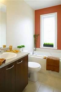 Couleur Mur Salle De Bain : 26 couleurs peinture salle de bain pleines d 39 id es d co cool ~ Dode.kayakingforconservation.com Idées de Décoration