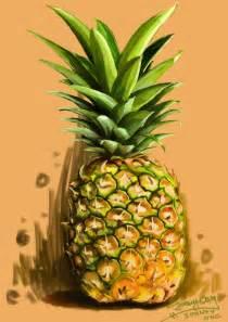 Pineapple Drawings Tumblr