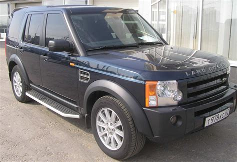 land rover discovery 2007 2007 land rover discovery pictures 2 7l diesel