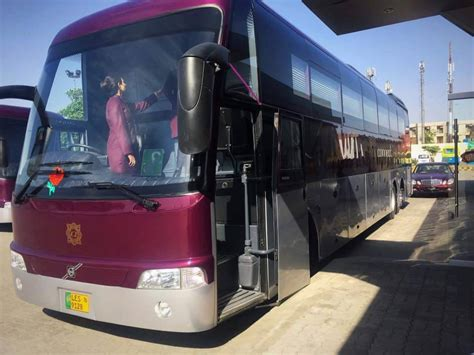 daewoo express brings volvo busses    gold class