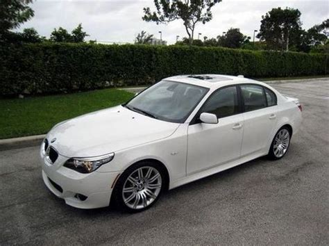 Find Used 2008 Bmw 550i Sport M Wheels, New Tires, M5