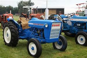 1969 Ford 2000 Tractor